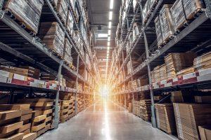 ILS warehouse prakket
